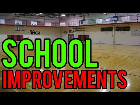 School Improvements At Mountain View High School