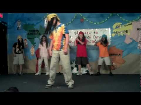 2011-2012 Shreiner Video Yearbook pt. 2
