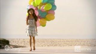 Mary Kate & Ashley Olsen for jcp Olsenboye SS 2011 Fashion Film. Olivia Lopez lusttforlife.com