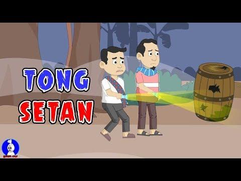 Tong Setan☠Pocong Sial☠Horor Lucu Episode 35
