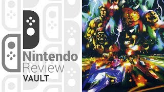 [Nintendo Review VAULT] F-Zero X (N64)