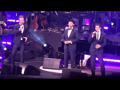 The Tenors - LIVE in Vancouver at the David Foster Concert