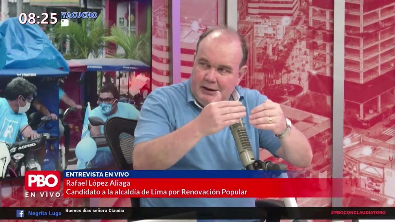 Download Rafael López Aliaga: PROPUESTAS para las Elecciones Municipales del 2022 | PBO Caudia Toro