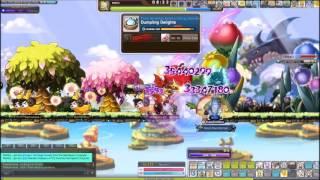 Maplestory Bishop Solo Chu Chu Island PQ Hard Mode