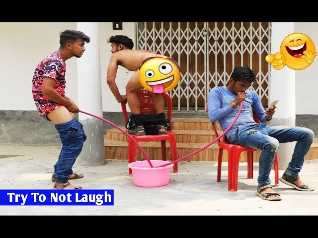 Must Watch New Funny😂 😂Comedy Videos 2019 - Episode 45- Funny Vines    Funny Ki Vines   