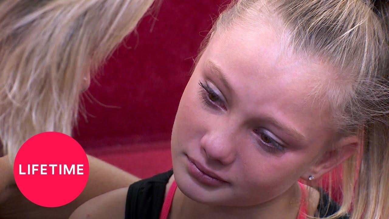 Download Dance Moms: Maesi's Nerves MAKE HER SICK (Season 7 Flashback) | Lifetime
