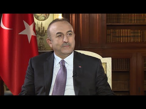 EXCLUSIVE - Turkish FM: 'Barzani is risking the future of the Kurds in Iraq'