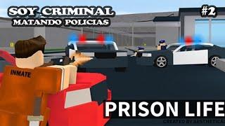 I'm Criminal - Killing Police l Roblox