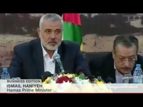 Hamas and Fatah unveil Palestinian reconciliation deal