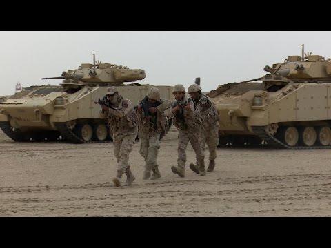 Preparing Against Daesh In The Heart Of The Desert | Forces TV