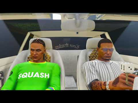 GTA 5 Hood Dad: Ep.1: Father and Son bonding/ Jr learns how to Shoot