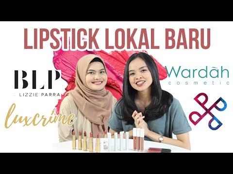 Lipstick Lokal Baru Bulan Ini! | FD New Kit on The Block