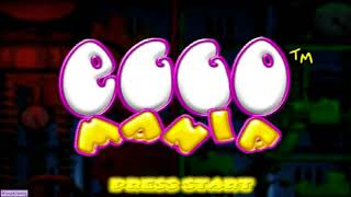 Egg Mania Eggstreme Madness Soundtrack - Lunar City