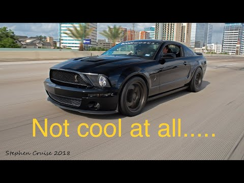 dealership caught abusing shelby gt500 (autonation ford katy tx