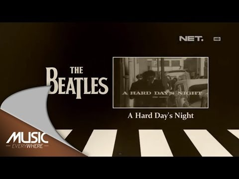 Music Everywhere Tribute to The Beatles   Sheila on 7   A Hard Day's Night