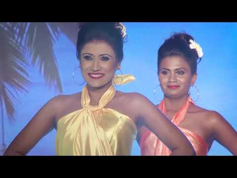 Mrs Ocean World Sri Lanka 2018 Grand finale