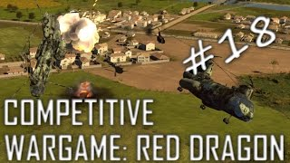 Wargame: Red Dragon Competitive Gameplay #18 (Apocalypse Imminent, 2v2)