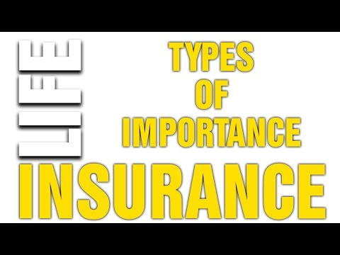 Types of Insurance & Importance - Simply Investment