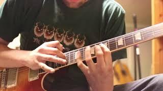 Improv Chill Melodic Metal Solo