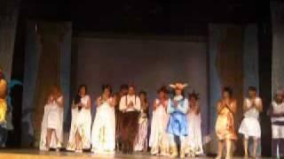 Nacio un Campeon - Hercules el Musical 5ta Columna Guatemala