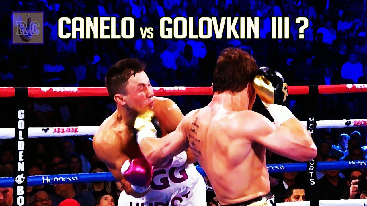 Canelo vs Golovkin 3 - Will it happen in 2021?
