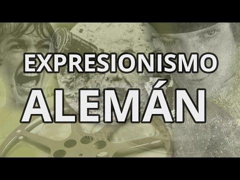 Expresionismo Alemán, contexto histórico y características