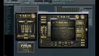 iZotope The T-Pain Effect v1.02 VST for Win + Mac OSX Free Download