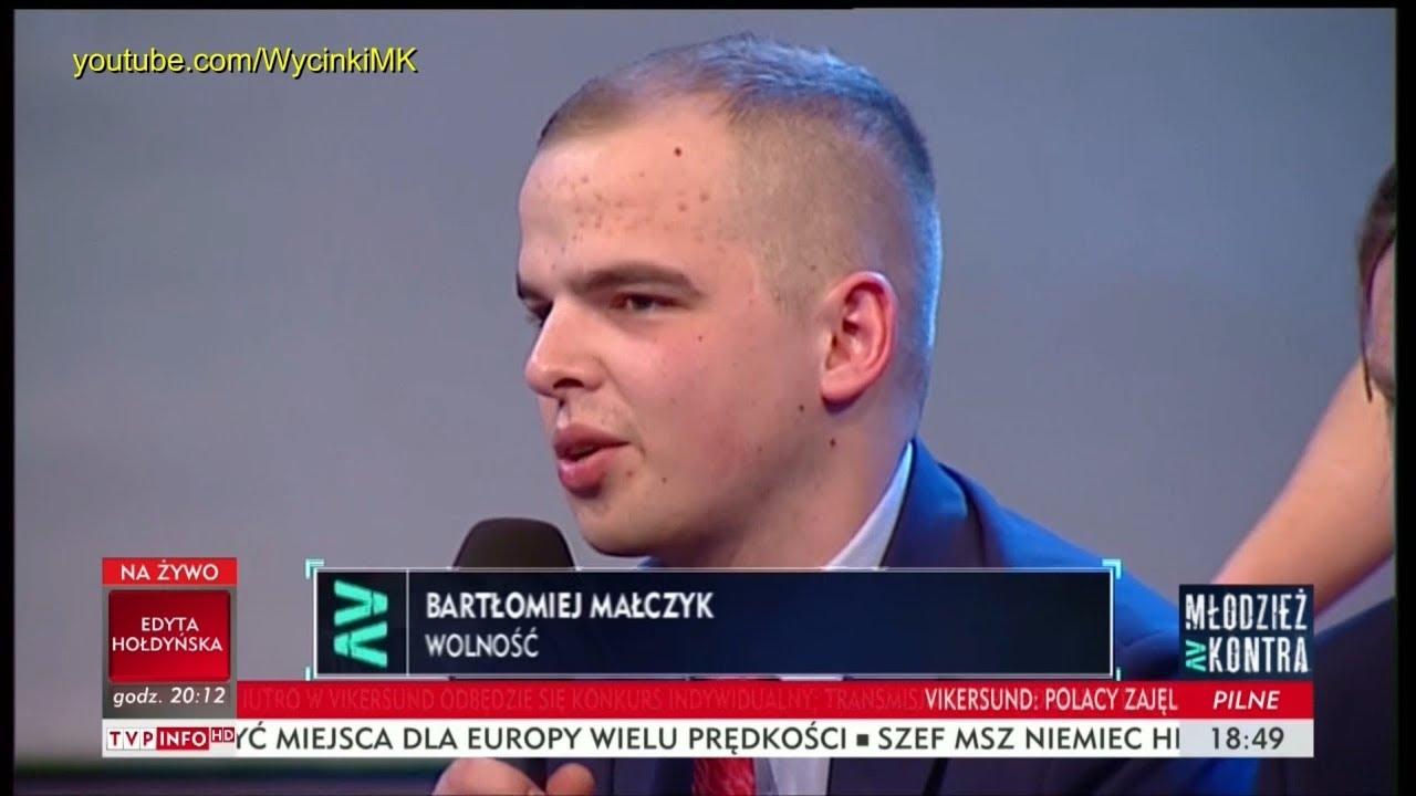 Młodzież kontra 633: Bartłomiej Małczyk (Wolność) vs Eugeniusz Kłopotek (PSL) 17.03.2018
