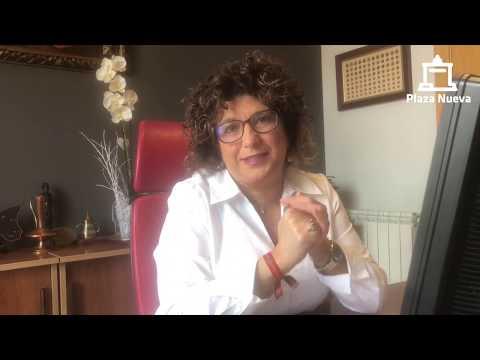 """Mari Carmen Segura, alcaldesa de Villafranca: """"Nuestra zona es la que menos contagios por habitante tiene y hay que seguir actuando de esta manera"""""""