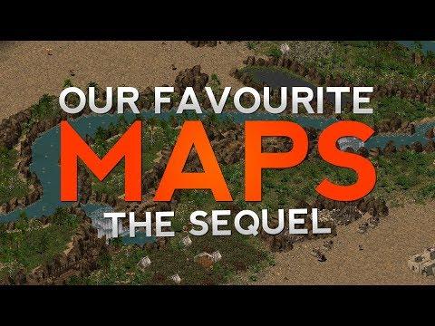Firefly's Favourites 2 - Top 5 Custom Maps