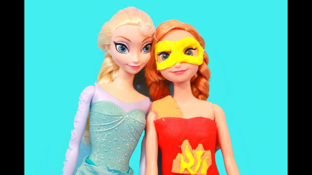 High School Hookup Games For Barbie And Elsa