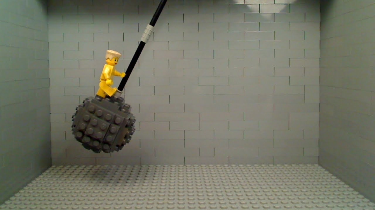 lego miley cyrus wrecking ball youtube
