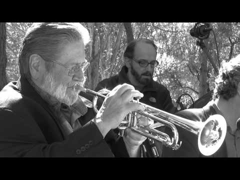 Bobby Shew and Matthew Simon in Jazz Terrassa Festival 2013