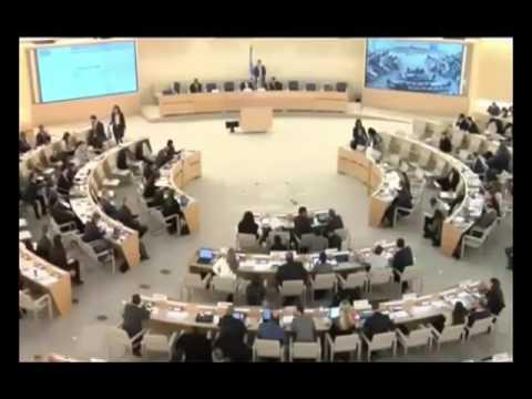 Western Powers Block Pakistan's Interruption, Allow Baloch Representative To Speak On CPEC