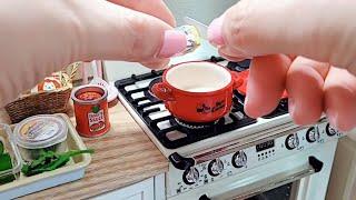 RE-MENT mini kitchen ❤️ Tomato…