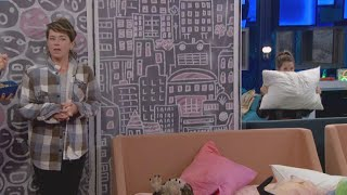Big Brother - Angela's Pillow Smell Sensitivity - Live Feed Highlight
