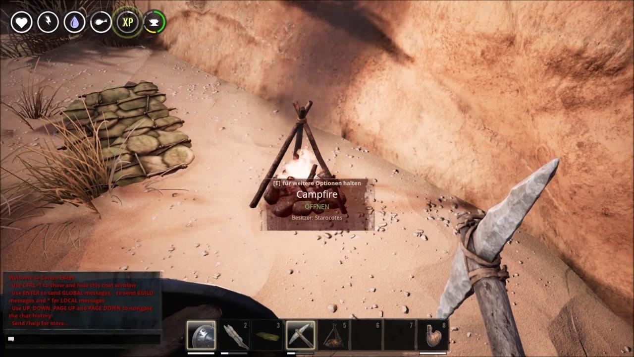 Conan Kletterausrüstung : Conan exiles schwarzes rhino youtube