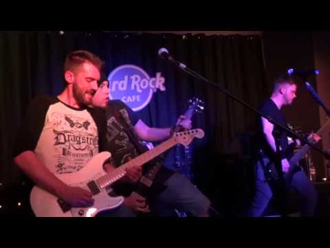 Stone Broken @ Hard Rock Cafe Glasgow Scotland 17/6/2016