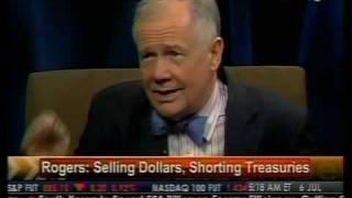 Selling Dollars, Shorting Treasuries - Rogers - Bloomberg