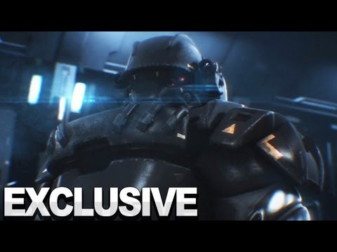 Starship Troopers: Invasion - Exclusive Trailer