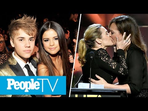 Justin Bieber 'Waiting' For Selena Gomez, Kate Winslet & Allison Janney Share Steamy Kiss | PeopleTV