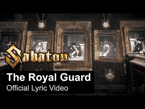 SABATON - The Royal Guard (Official Lyric Video)