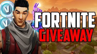 #Fortnite Season 9 Battle Royal Giveaway!!!! Live Stream Gameplay #SAstreamer #Hyped