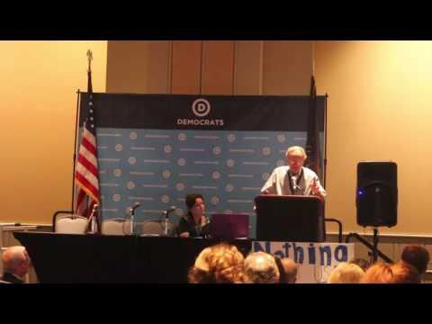 Senator Tom Harkin Talks Disability at DNC 2016