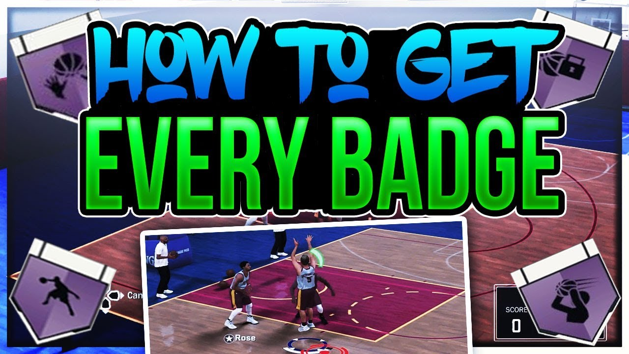 how to get sharpshooter badges fast 2k18