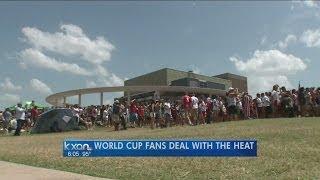 Video World Cup fans fight the heat download MP3, 3GP, MP4, WEBM, AVI, FLV Juni 2017