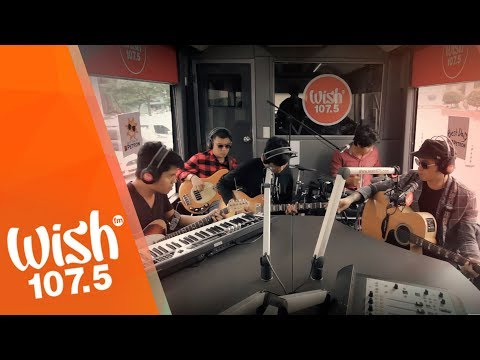 "Callalily performs ""Stars"" LIVE on Wish 107.5 Bus"