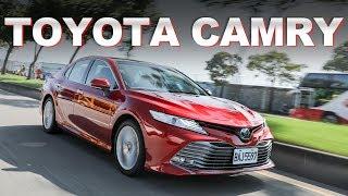 從裡到外 全盤進化!Toyota Camry HYBRID