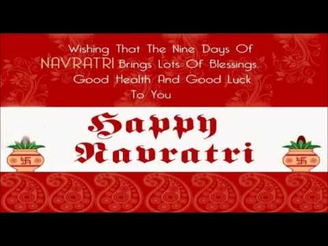 Happy Navratri 2015- Navratri E-card, greetings, wishes, SMS, Wallpapers, Whatsapp Video Message 4