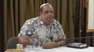 Хлебопреломление. Иудейский взгляд. Урок 6 (Алекс Бленд)